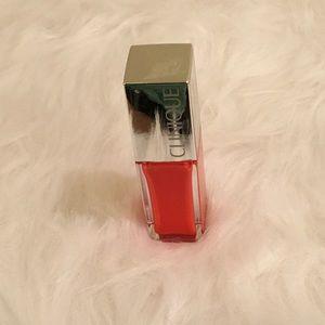NWOT Clinique Pop Lacquer Lip Color + Primer